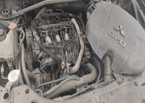 Преглед и проверка на двигателя