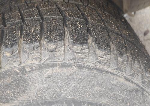 Проверка на гуми